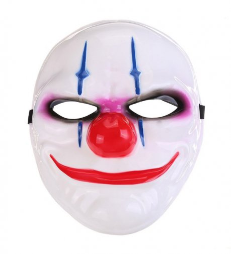 Maska CLOWN