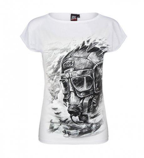 244cc1ddf T-shirt damski WRP