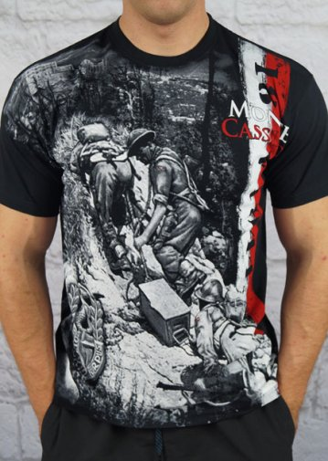 T-shirt Monte Cassino HD