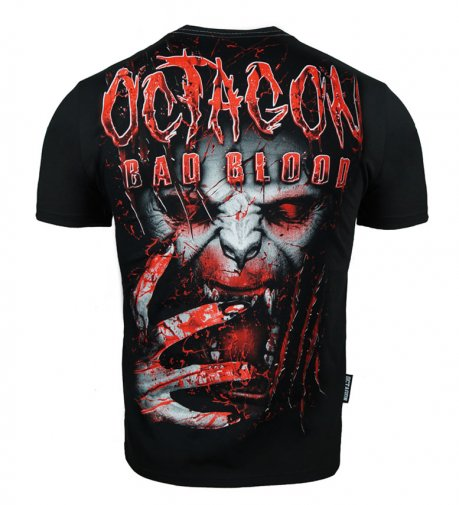 T-shirt Octagon Bad Blood