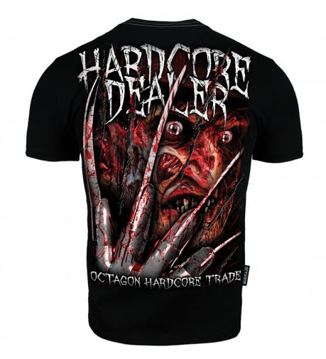 T-shirt Octagon Hardcore Dealer