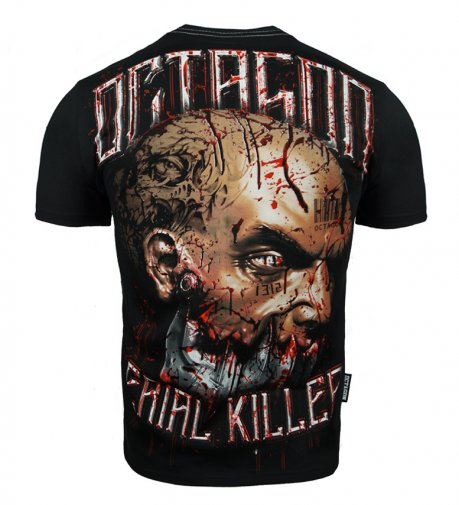 T-shirt Octagon Serial Killer