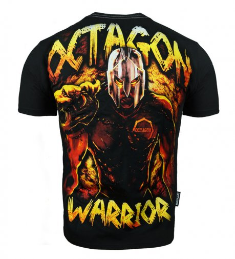 T-shirt Octagon Warrior
