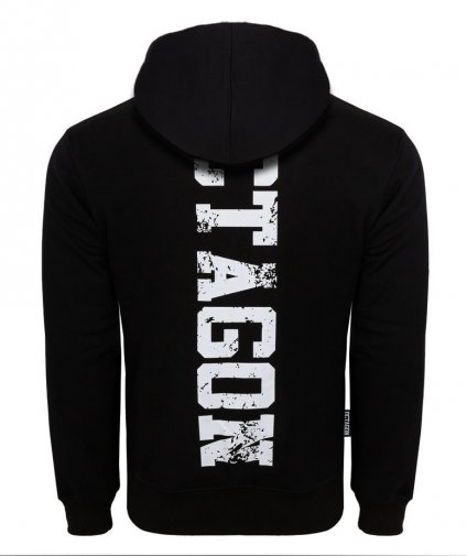 Bluza Octagon Fight Wear OCTAGON czarna z kapturem