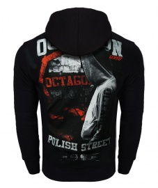 Bluza Octagon Polish Street Wear z kapturem