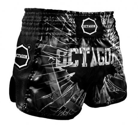 Spodenki Muay Thai Octagon Crushed 2