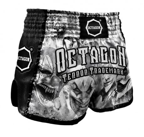 Spodenki Muay Thai Octagon  Theatre Of Terror 2
