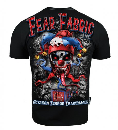 T-shirt Octagon Fear Fabric inc.