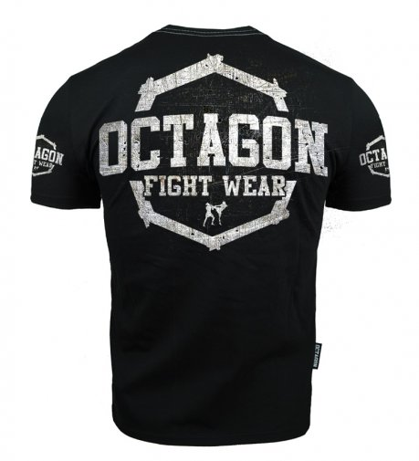 T-shirt Octagon Fight Wear II black