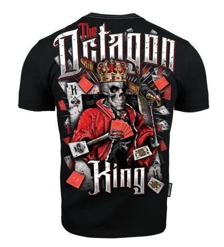 T-shirt Octagon King