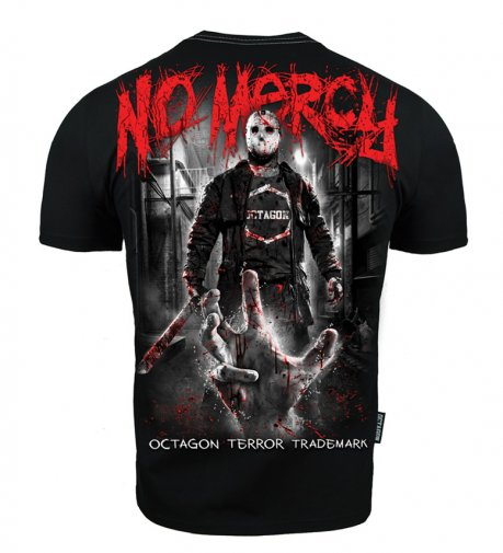 T-shirt Octagon No Mercy